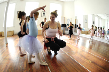 youthballet_CHAW_Capitol Hill Arts Workshop