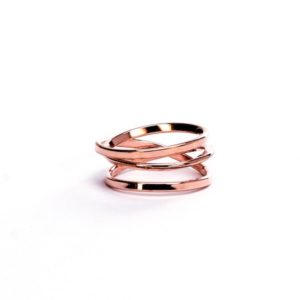 Wrap Ring Rose Gold